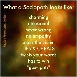 Narcissistic Sociopath | Pearltrees